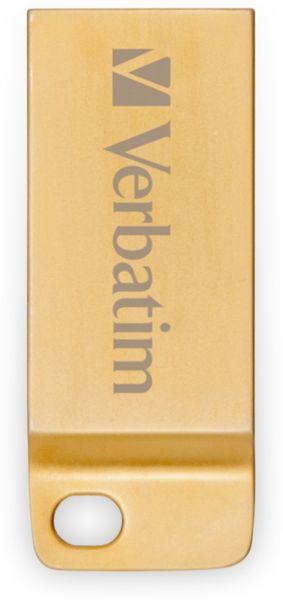 USB3.0 Stick VERBATIM Metal Executive, 32 GB
