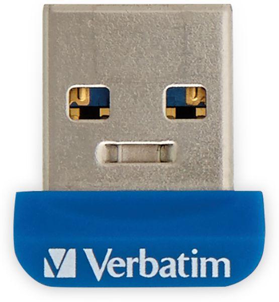 USB3.0 Stick VERBATIM Nano Store´n´Stay, 16 GB