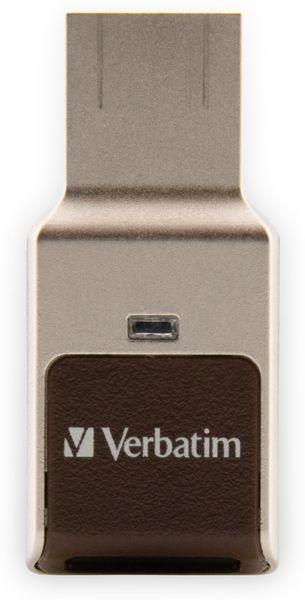 USB3.0 Stick VERBATIM Fingerprint Secure, 64 GB