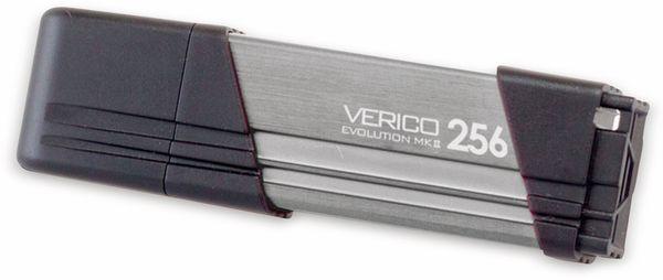 USB3.0 Stick VERICO Evolution MK-II, 256 GB, grau - Produktbild 2
