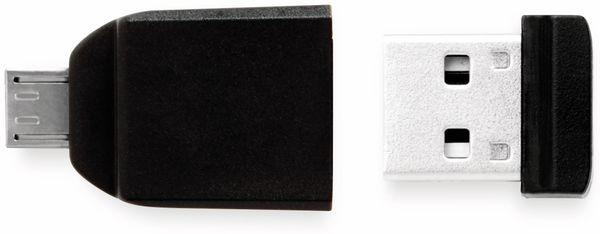 USB 2.0 OTG Stick VERBATIM Store ´n´ Go Micro-USB, 16 GB