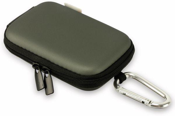 Kameratasche, CARAT, HC10EVA, Hardcase anthrazit - Produktbild 2