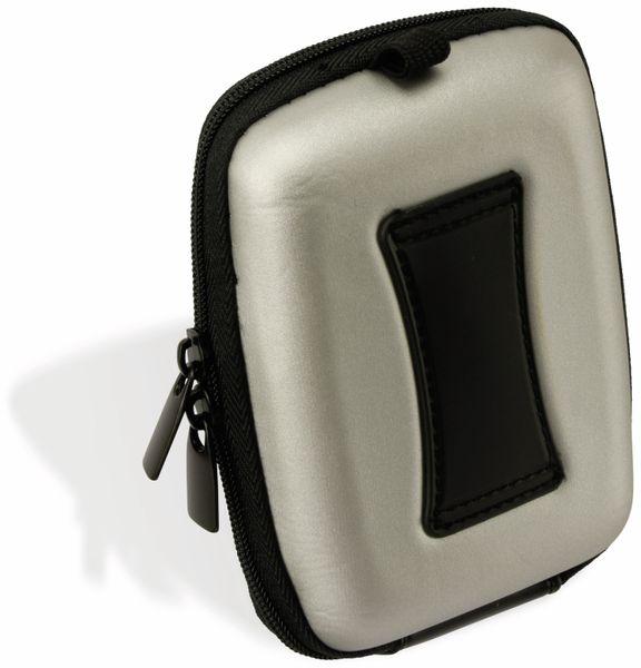 Kameratasche, CARAT, HC20EVA, Hardcase silber - Produktbild 2