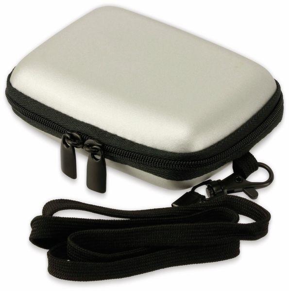 Kameratasche, CARAT, HC20EVA, Hardcase silber - Produktbild 3