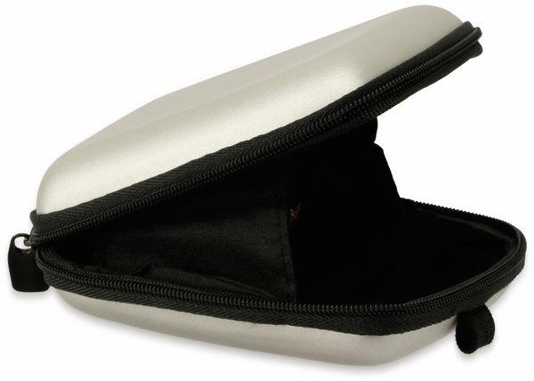 Kameratasche, CARAT, HC20EVA, Hardcase silber - Produktbild 4
