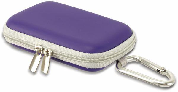 Kameratasche, CARAT, HC10EVA, Hardcase lila - Produktbild 3