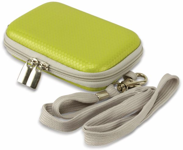 Kameratasche, CARAT, HC10EVA, Hardcase, carbon/lime