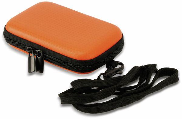 Kameratasche, CARAT, HC10EVA, Hardcase orange