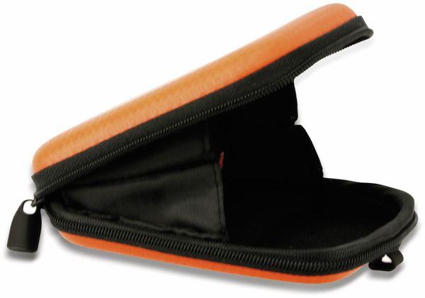 Kameratasche, CARAT, HC10EVA, Hardcase orange - Produktbild 2