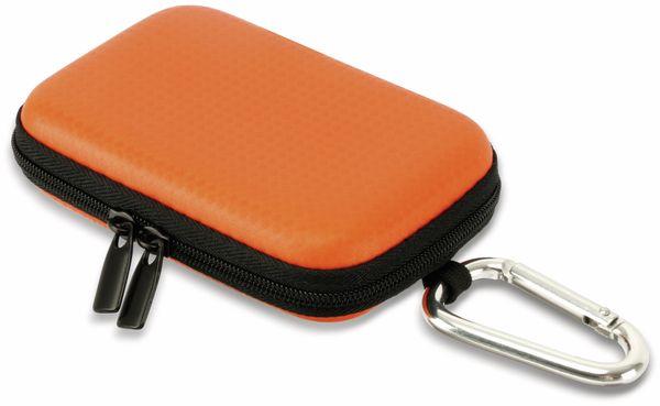 Kameratasche, CARAT, HC10EVA, Hardcase orange - Produktbild 3
