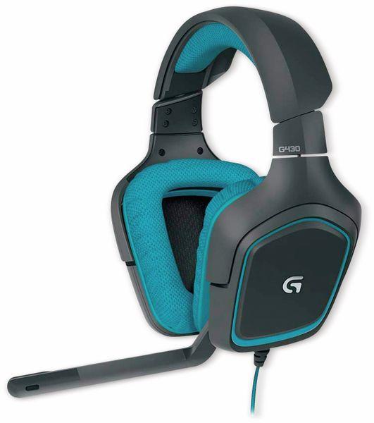 Gaming-Headset LOGITECH G430, 7.1