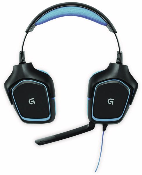 Gaming-Headset LOGITECH G430, 7.1 - Produktbild 2
