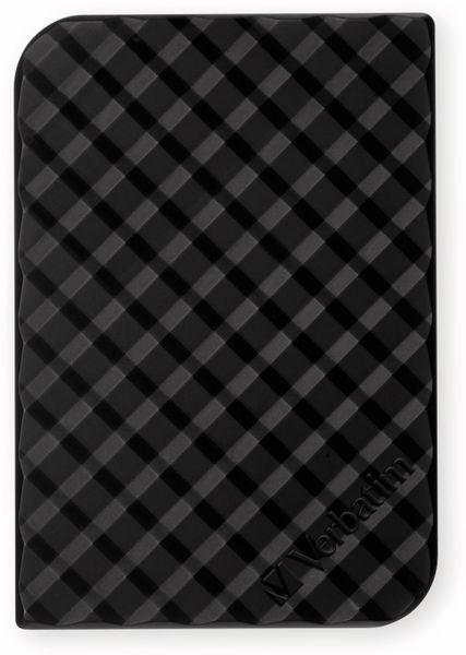 USB3.0 HDD VERBATIM Store´n´Go Gen2, 500 GB, schwarz