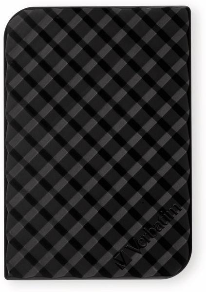 USB3.0 HDD VERBATIM Store´n´Go Gen2, 1 TB, schwarz
