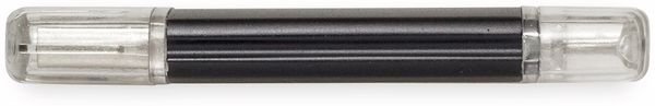 USB3.0 Stick VERICO Hybrid Type C, 32 GB, schwarz - Produktbild 3