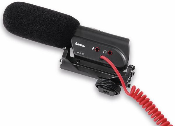 Richtmikrofon HAMA RMZ-18