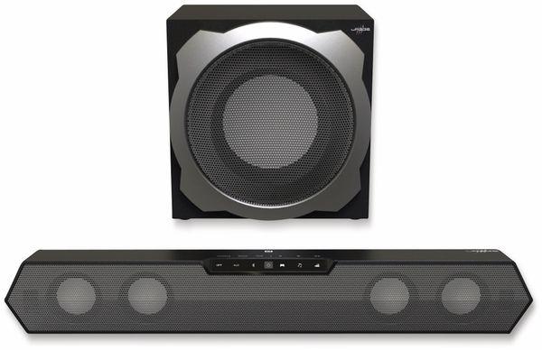 Gaming Sound-System HAMA uRage, SoundZbar 2.1 Unleashed - Produktbild 2