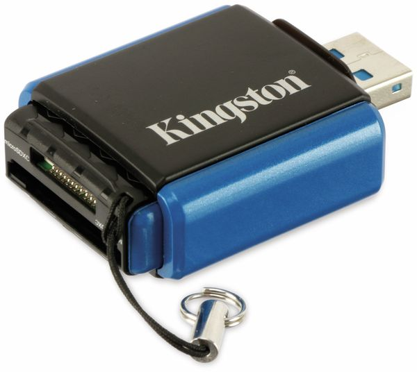 USB 3.0, Cardreader, Kingston, MobileLite G3