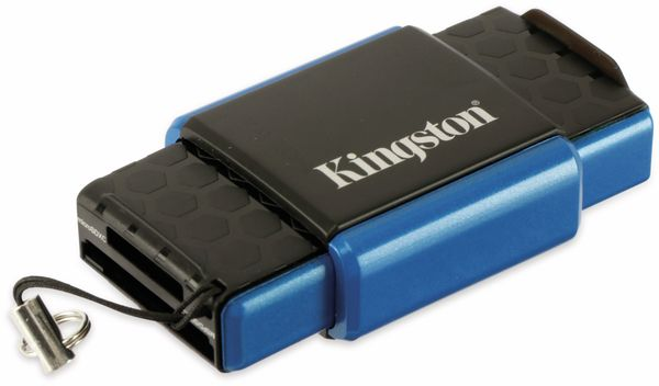 USB 3.0, Cardreader, Kingston, MobileLite G3 - Produktbild 2