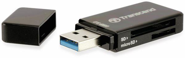 USB 3.0, Cardreader, Transcend, RDF5K