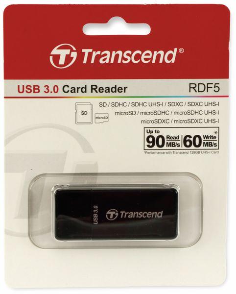 USB 3.0, Cardreader, Transcend, RDF5K - Produktbild 3