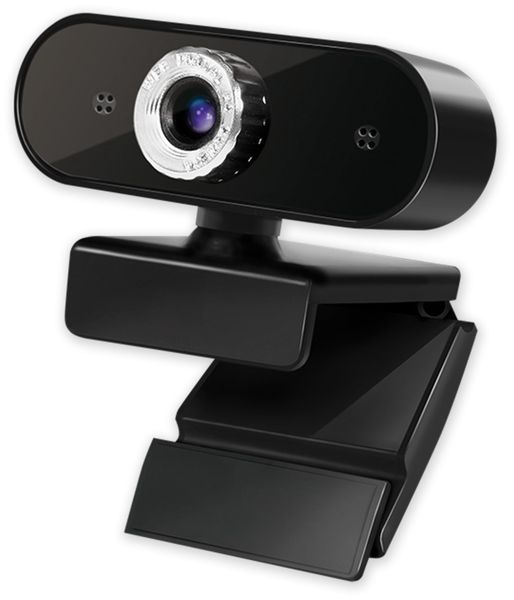 Webcam LOGILINK UA0368, 1280x720, 30 fps, 16:9