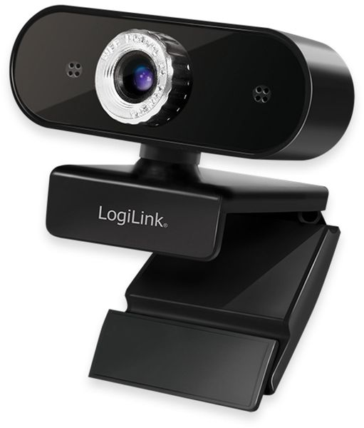 Webcam LOGILINK UA0371, 1980x1080, 30fps, 16:9