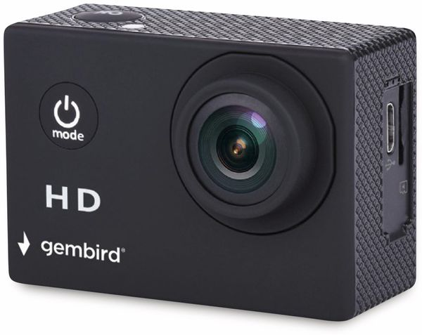Actioncam GEMBIRD ACAM-04, 1080p - Produktbild 2