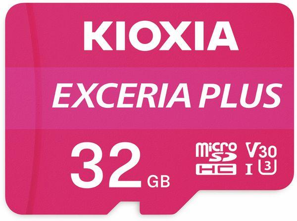 MicroSD-Card KIOXIA Exceria Plus, 32 GB, Class 10, UHS-I