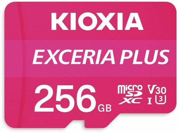 MicroSD-Card KIOXIA Exceria Plus, 256 GB, Class 10, UHS-I