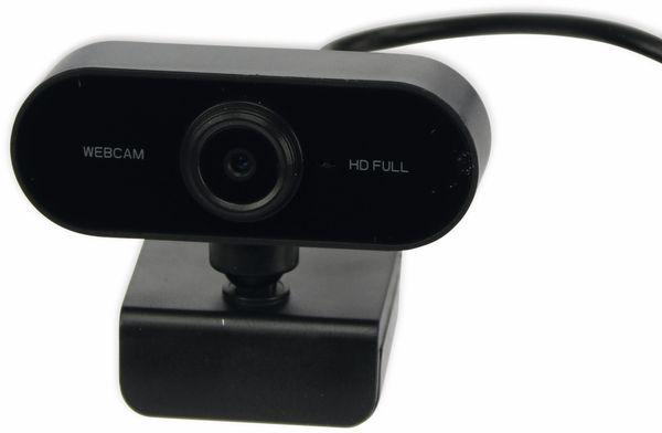 Webcam SIVE X0016H96E5, 1080p