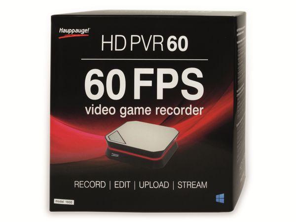 Capture-Card HAPPAUGE PVR60, 1920x1080, 60 fps - Produktbild 8
