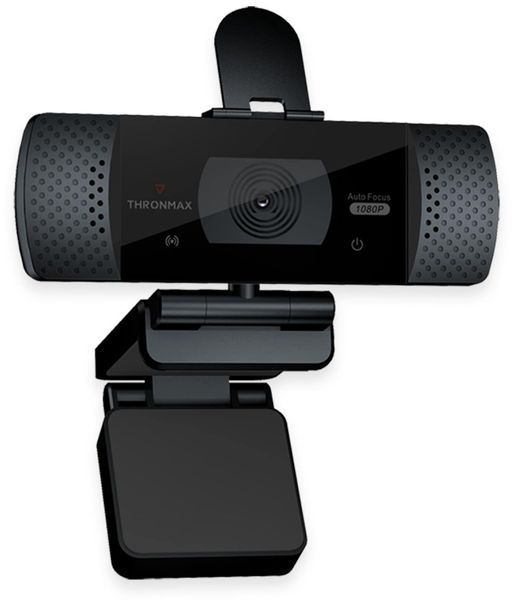 Webcam THRONMAX GO X1 Stream Pro, 1920x1080, Autofokus