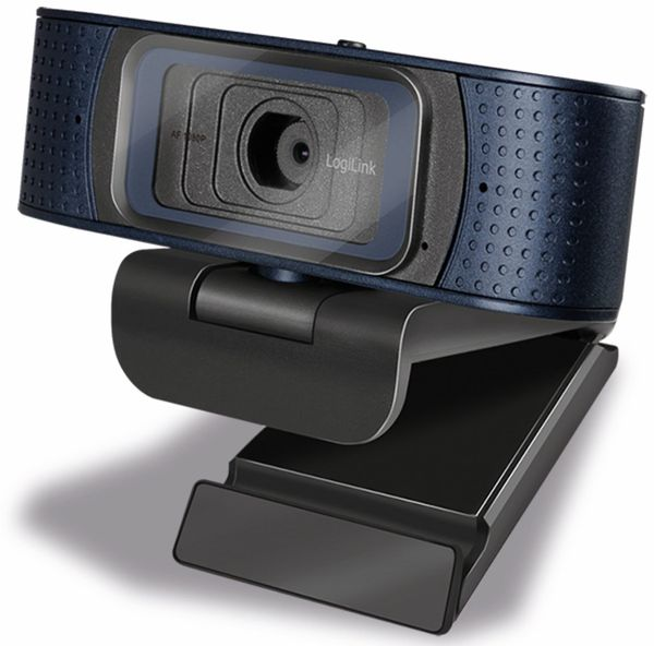 Webcam LOGILINK LL1Pro, 1920x1080, schwarz