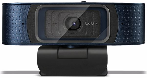 Webcam LOGILINK LL1Pro, 1920x1080, schwarz - Produktbild 2
