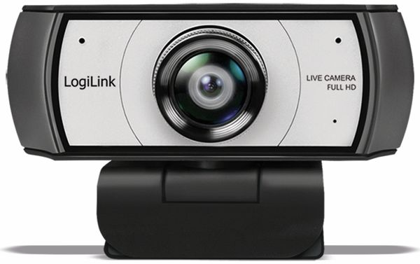 Webcam Logilink LL1 Conference, 1920x1080, Mikrofon - Produktbild 2