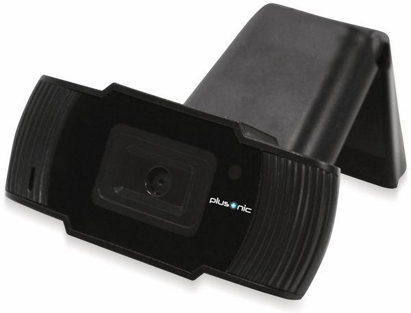Webcam PLUSONIC PSH040AF, 1080p, Autofokus