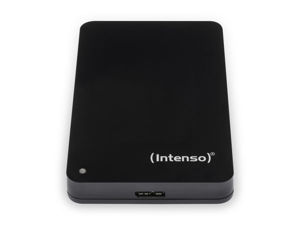 "USB 3.0-HDD INTENSO Memory Case, 5 TB, 2,5"", schwarz - Produktbild 3"