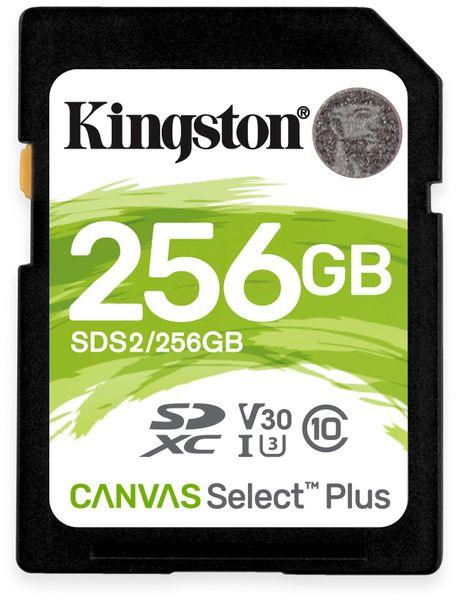 SD-Card KINGSTON Canvas Select Plus, 256 GB