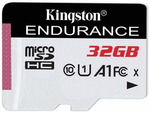 MicroSD-Card KINGSTON High Endurance, 32 GB