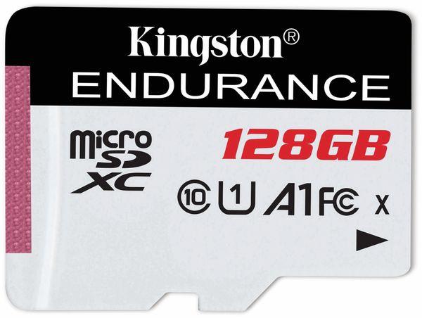 SD-Card KINGSTON High Endurance, 128 GB