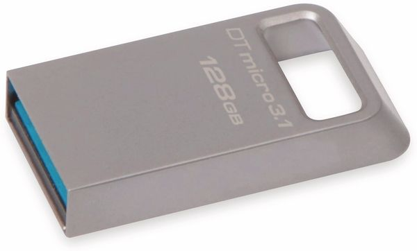 USB-Stick KINGSTON DataTraveler Micro, USB 3.1, 128 GB