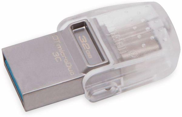 USB-Stick KINGSTON DataTraveler MicroDuo3 G2, 32 GB
