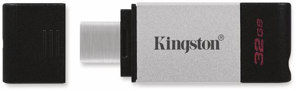 USB-Stick KINGSTON DataTraveler 80, USB-C 3.2, 32 GB