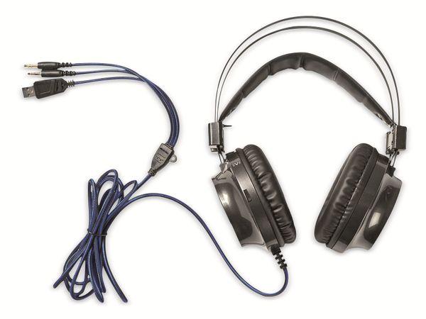 Headset NEDIS GHST400BK - Produktbild 3