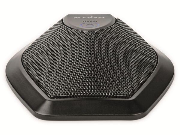 Konferenzmikrofon NEDIS MICCU100BK, USB - Produktbild 2