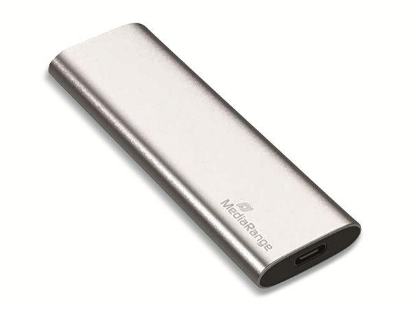 USB-C SSD MEDIARANGE, 480 GB