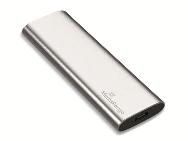 USB-C SSD MEDIARANGE, 960 GB