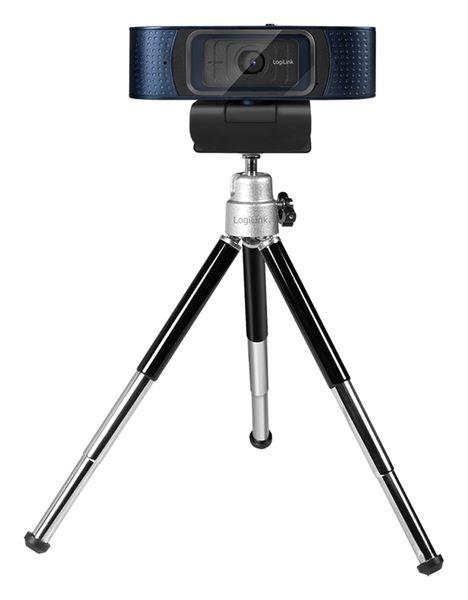 Mini-Stativ LOGILINK AA0138, drehbar, höhenverstellbar - Produktbild 3