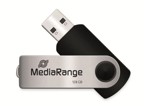 USB-Stick MEDIARANGE MR913, USB 2.0, 128 GB